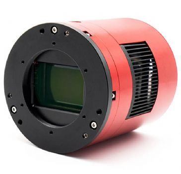 ZWO ASI6200MC PRO COOLED FULL FRAME One Shot Colour Deep Sky Imaging Camera - 62MPixels